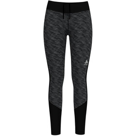 Odlo BL Irbis Warm Bottoms long Damen black melange